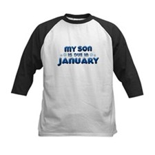 My Son is Due in January Tee