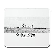 Cruiser Killer Mousepad