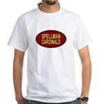 Spellman Cardinals White T-Shirt