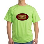 Spellman Cardinals Green T-Shirt