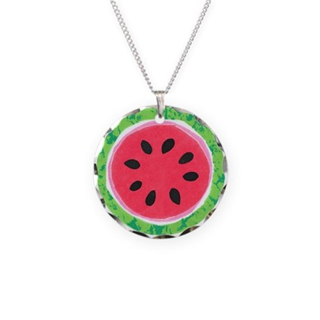 watermelon necklace for beautiful collections