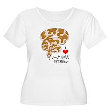 Albino High Contrast T-Shirt