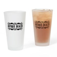 Tribal Antique Dealer Pint Glass
