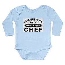 Hardcore Chef Onesie Romper Suit