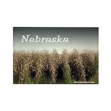 Corn Field Rectangle Magnet