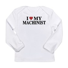 Machinist Long Sleeve Infant T-Shirt
