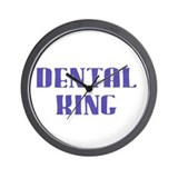 Cute Work for a dentist Wall Clock