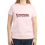 Pepper Lovers Women's Light T-Shirt