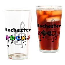 Rochester Rocks Pint Glass