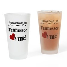 Someone in Tennessee Pint Glass