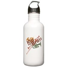 Kiss My Brass Water Bottle