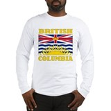 British Columbia Long Sleeve T-Shirt