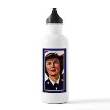 Vintage Coast Guard Water Bottle