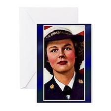 Vintage Coast Guard Greeting Cards (Pk of 20)