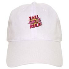 Tall Girls Rule! Baseball Cap