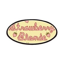 Strawberry Blonde Patches