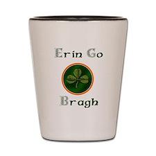 Erin Go Bragh Shot Glass
