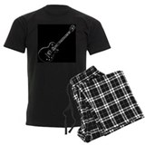 Men's Guitar Dark Pajamas