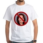 No Michele 2012 White T-Shirt