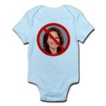 No Michele 2012 Infant Bodysuit