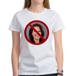 No Michele 2012 Women's T-Shirt