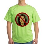 No Michele 2012 Green T-Shirt