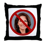 No Michele 2012 Throw Pillow