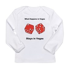 What Happens in Vegas Stays in Vegas Long Sleeve I