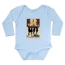 1939 Long Sleeve Infant Bodysuit