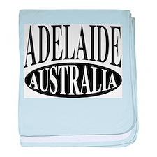 Adelaide Australia baby blanket