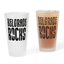 Belgrade Rocks Pint Glass