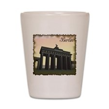Vintage Berlin Shot Glass