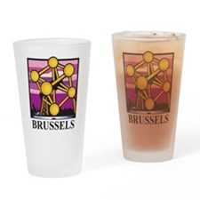 Brussels Pint Glass