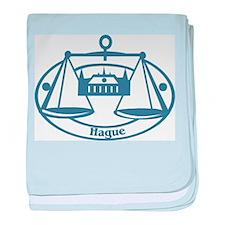 Hague baby blanket