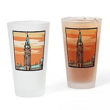 Ottawa Pint Glass