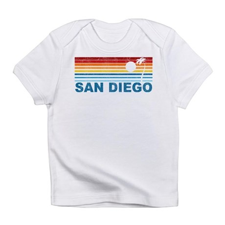 Palm Tree San Diego Infant T-Shirt