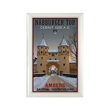 Nabburger Gate Rectangle Magnet