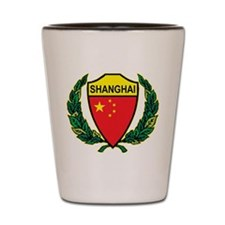 Stylized Shanghai Shot Glass