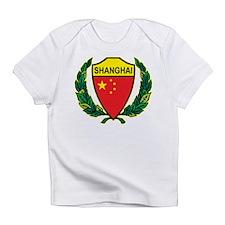 Stylized Shanghai Infant T-Shirt