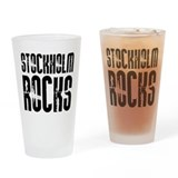 Stockholm Rocks Pint Glass