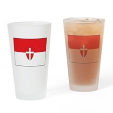 Vienna Flag Pint Glass