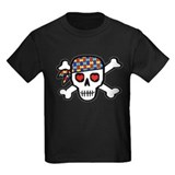 Rockin' Autism Skull T