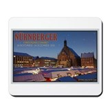 N&#252;rnberg Christkindlmarkt Mousepad