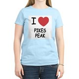 I heart pikes peak T-Shirt
