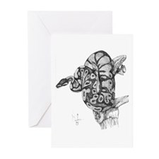 Ball Python Greeting Cards (Pk of 20)