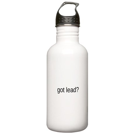 got lead Stainless Water Bottle 1.0L