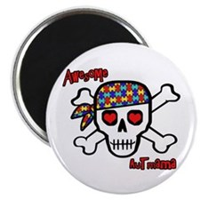 "Awesome AutMama 2.25"" Magnet (10 pack)"