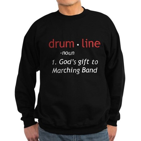 Definition of Drumline Sweatshirt (dark)