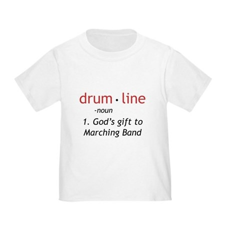 Definition of Drumline Toddler T-Shirt