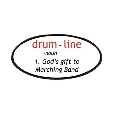 Definition of Drumline Patches